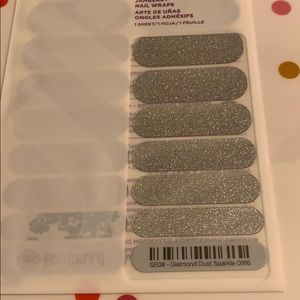 Jamberry wrap- Diamond Dust Sparkle
